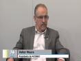 Valter Moura, presidente da ACISBEC,é destaque em entrevista da TV+ABC