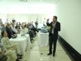 Orlando Morando participa de evento promovido pela Acisbec