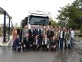 ACISBEC leva diretoria para visita interna na Scania